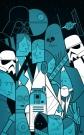 Unframed Star Wars Fine Art Print