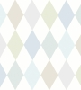Cole & Son Whimsical Collection - Punchinello Wallpaper - 6 Colours Available
