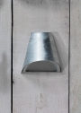 St Ives Hot Dipped Funnel Wall Light