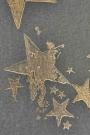 Barneby Gates All Star Wallpaper - Gun Metal
