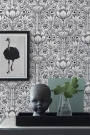 Engblad & Co Rosegarden Wallpaper - 3 Colours Available