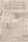 Mind The Gap Wallpaper Collection - Vitruvius - Taupe