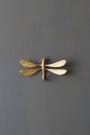 Brass Dragonfly Hook