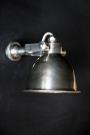 Fabulous Wall Light - Antique Silver