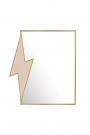 Lightning Bolt Desk Mirror