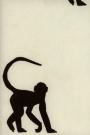 Cheeky Monkey Wallpaper By Andrew Martin - Ebony
