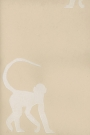 Cheeky Monkey Wallpaper By Andrew Martin - Natural