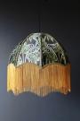 Anna Hayman Designs DecoFabulous Green Dianne Pendant Shade