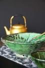 Authentic Tamegroute Salad Bowl - 28cm