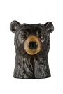 Image of the Beautiful Bear Vase on a white background