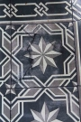 Beija Vinyl Floor Runner - Gothic Antique