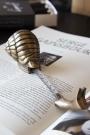 Brass Effect Snail Tape Measure
