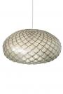 Capiz Shell Ceiling Light