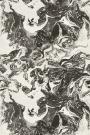 Christian Lacroix Butterfly Parade Collection - Bain de Minuit Wallpaper - 2 Colours Available