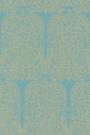 Cole & Son New Contemporary - Alpana Wallpaper - Blue & Gold