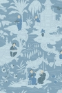 Cole & Son The Archieve Anthology - Chinese Toile Wallpaper - 4 Colours Available