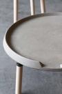 Lyon Beton Concrete & Wood Coffee Table
