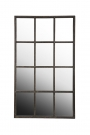 Image of the Indoor Or Outdoor Crittall Mirror on a white background