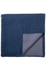 Griselle Indigo Blue Bedspread 280cm x 260cm