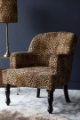 Rockett St George Leopard Love Armchair