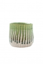 Image of the Botanical Flower Pot on a white background