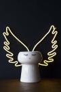 LED Angel Wings Neon Light