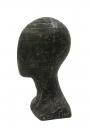 Wooden Head Sculpture