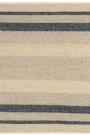 Fields Wool Rug - Ebony