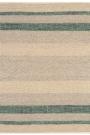 Fields Wool Rug - Emerald