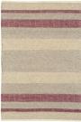 Fields Wool Rug - Red