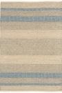 Fields Wool Rug - Sky Blue