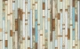 NLXL PHE-03 Scrapwood Wallpaper by Piet Hein Eek