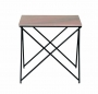 Rose Tinted Marble Side Table