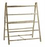 Natural Bamboo Towel Rail