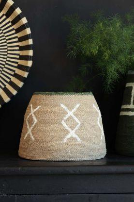 Image of the Natural & Green Storage Basket