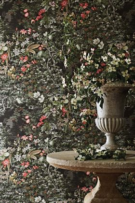 Cole & Son Botanical Botanica - Woodland Wallpaper 115/4011 - ROLL