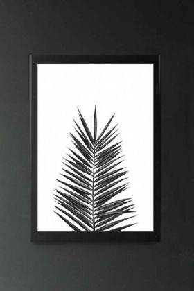 Palm Leaf Art Print By Nika - 40cm x 30cm