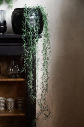 Lifestyle image of the Artificial Hanging Foliage Leaf Vine