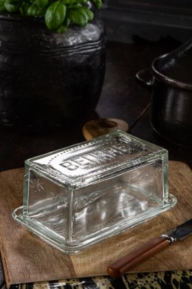 Image of the Beurre Glass Butter Dish
