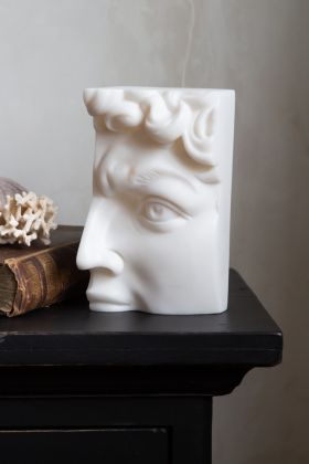Lifestyle image of the Brick Fragment Of Michelangelo's David Ornament