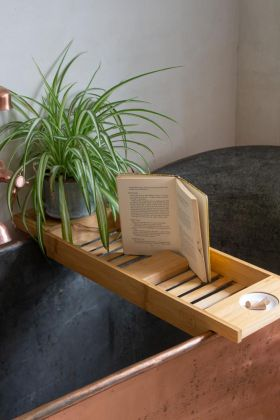 Calm Club LDN Bamboo Bath Board