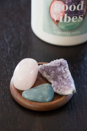 Calm Club LDN Good Vibes Healing Stones