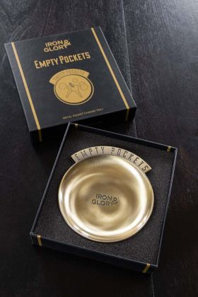 Empty Pockets Trinket Tray