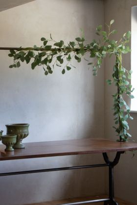 Lifestyle image of the Faux Vine Leaves