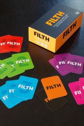 FILTH: The Outrageous Game For Disgraceful People