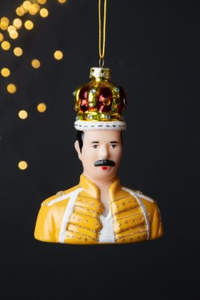 Image of the Freddie Inspired Christmas Tree Decoration