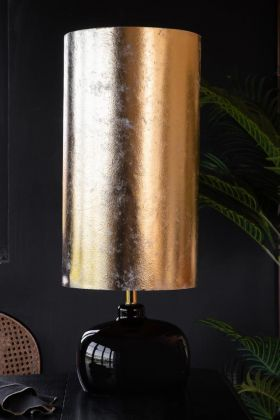 Image of the Glamorous Gold Tall Lamp Shade
