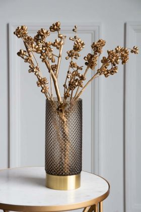 Lifestyle image of the Gorgeous Gold Dried Mini Seed Pods