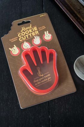 Hand Cookie Cutter