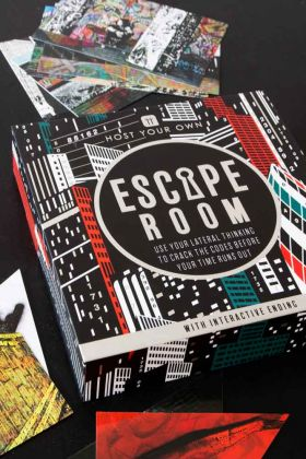 Image of the Host Your Own Escape Room Game - London